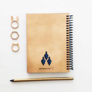 quindeblue-cuaderno-mudejar-a6-contraportada