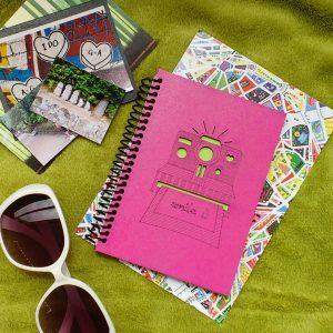 quindeblue-cuaderno-polaroid-a6-portada