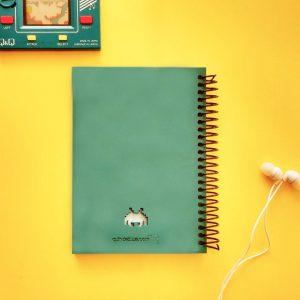 quindeblue-cuaderno-space-invader-a6-contraportada-2