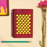 quindeblue-cuaderno-tejas-a6-portada
