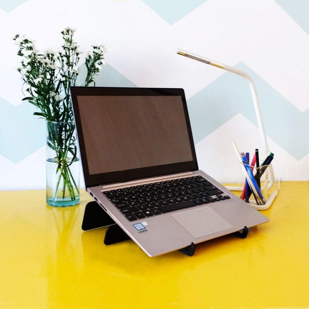Stand de laptop