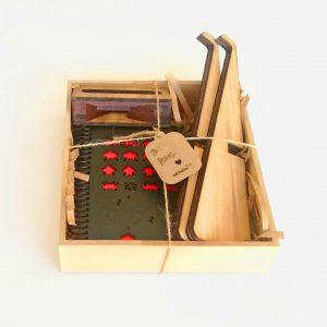 quindeblue-caja-regalo-papa-cuaderno-parlante-soporte-laptop-comprar