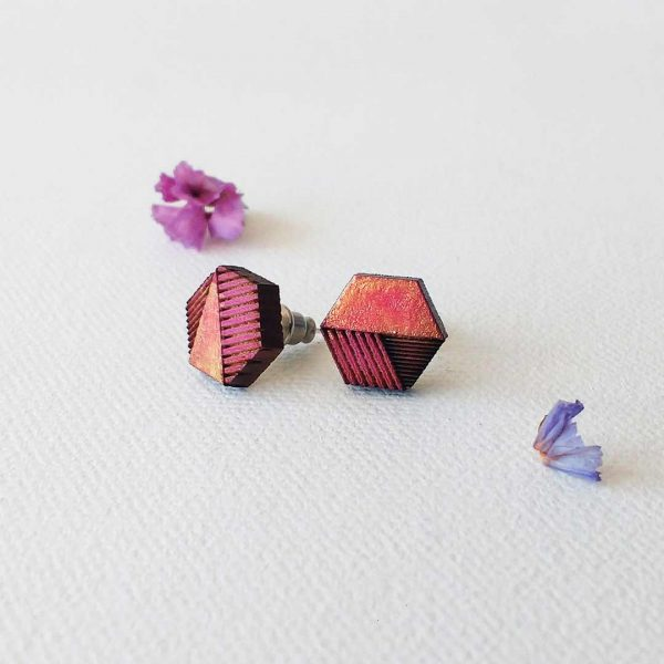 quindeblue-aretes-hexagono-comprar