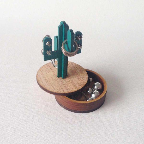 quindeblue-caja-regalo-plata-joyero-cactus
