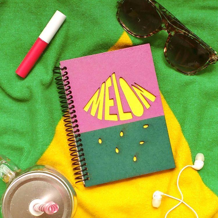 quindeblue-cuaderno-melon-a6-portada
