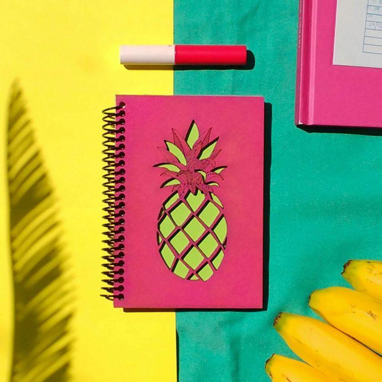 quindeblue-cuaderno-pinas-a6-portada