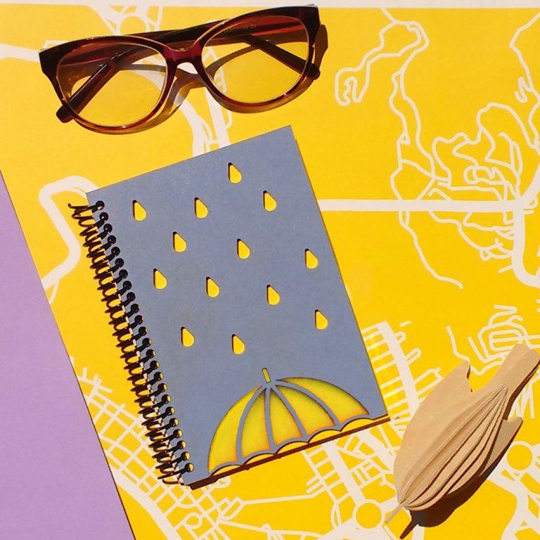 quindeblue-cuaderno-paraguas-a6-portada-2