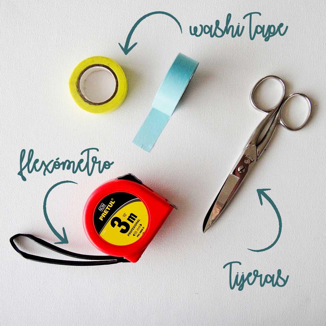 quindeblue-tutorial-pared-washi-tape-materiales