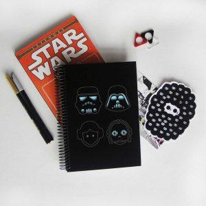 quindeblue-cuaderno-iconos-star-wars