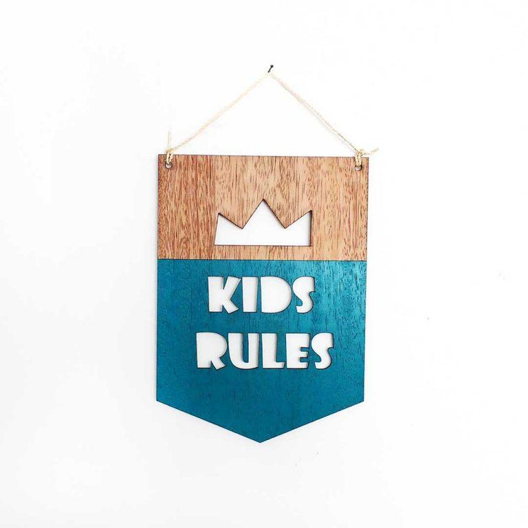 quindeblue-aplique-pared-kids-rules-comprar-2