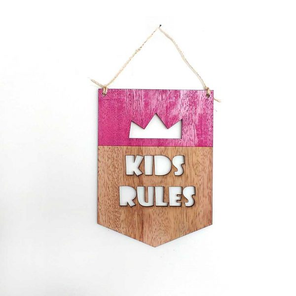 quindeblue-aplique-pared-kids-rules-comprar-3