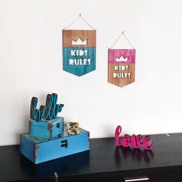 quindeblue-aplique-pared-kids-rules-comprar