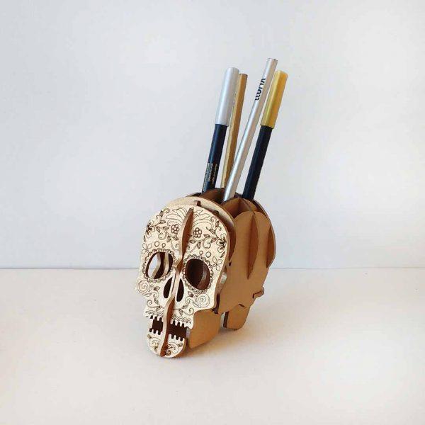 quindeblue-calavera-lapicera-color-dorado-comprar
