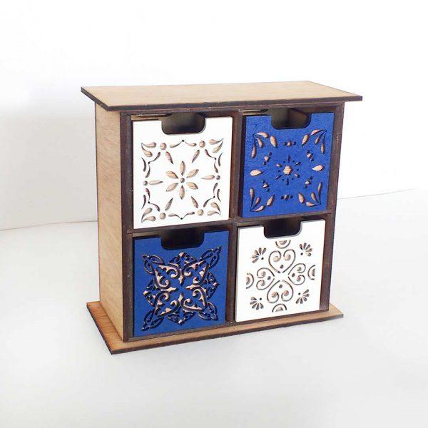 quindeblue-mueble-cajones-azul-blanco