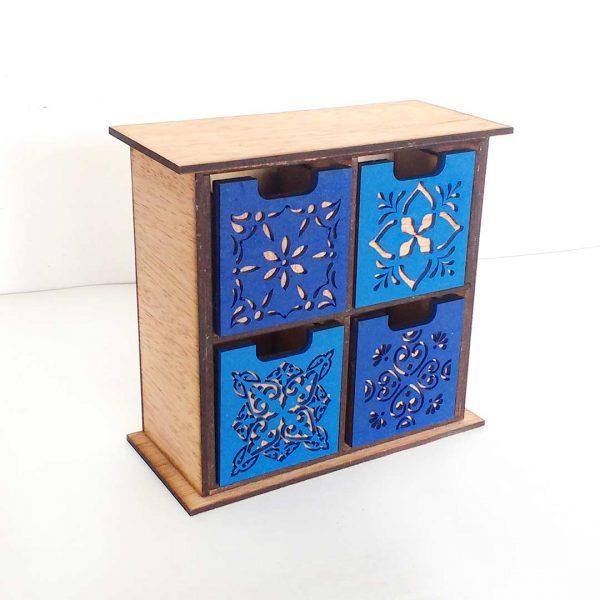 quindeblue-mueble-cajones-tonos-azul