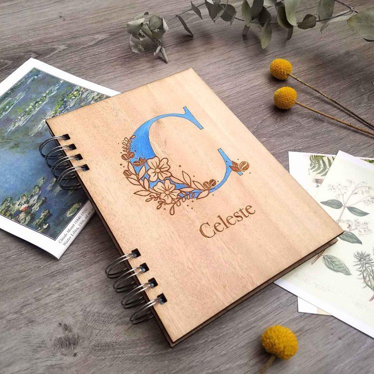 quindeblue-cuaderno-nombre-personalizado